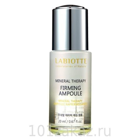 Labiotte Mineral Therapy Firming Ampoule интенсивная укрепляющая эссенция для лица, 20 мл