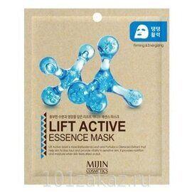 Mijin Lift Active Essence Mask маска для лица с лифтинг эффектом, 1 шт
