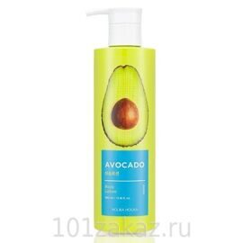 Holika Holika Avocado Body Lotion лосьон для тела с авокадо, 390 мл