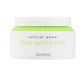 Крем для лица с экстрактом алоэ Eunyul Natural Power Aloe Cream 100ml