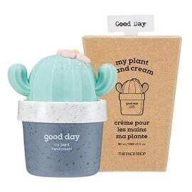 Крем для рук «Гуд Дэй». The Face Shop My Plant Hand Cream 03 Good Day 30ml.