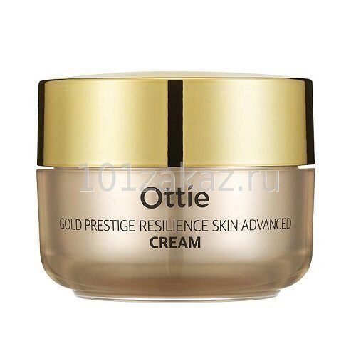 Крем для упругости кожи лица Ottie Gold Prestige Resilience Skin Advanced Cream 50ml