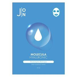 Маска тканевая с гиалуроновой кислотой — J:ON Molecula Hyaluronic Daily Essence Mask