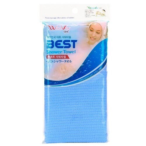 Мочалка для тела WeaVer Best Shower Towel жесткая