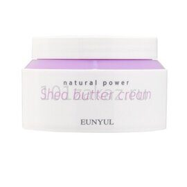 Eunyul Natural Power Shea Butter Cream крем для лица с маслом ши, 100 мл