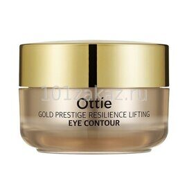 Крем-лифтинг Ottie для контура глаз / Ottie Gold Prestige Resilience Lifting Eye Contour 30ml