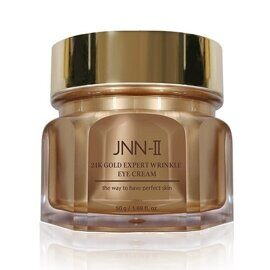Крем для глаз с 24K золотом. Jungnani JNN-II 24K Gold Expert Wrinkle Eye Cream 50g.