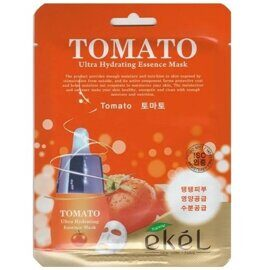 Тканевая маска с экстрактом томата – Ekel Tomato Ultra Hydrating Essence Mask