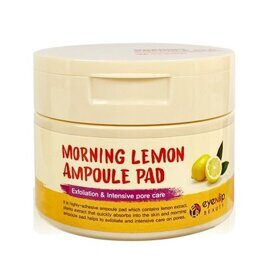 Пады с эссенцией лимона – Eyenlip Morning Lemon Ampoule Pad