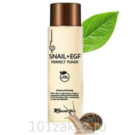 Secret Skin Тонер для лица с муцином улитки / Snail+EGF Perfect Toner 150ml