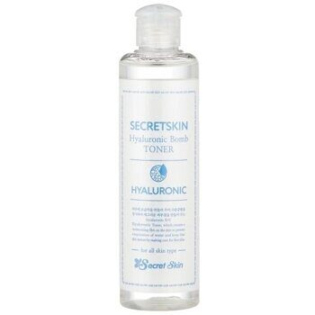 Гиалуроновый тонер для лица – Secret Skin Hyaluronic Bomb Toner 250ml