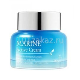 The Skin House Крем для лица с керамидами / The Skin House Marine Active Cream 50ml