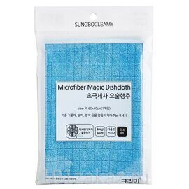 Sung Bo Cleamy Microfiber Magic Dishcloth кухонное полотенце 1 шт
