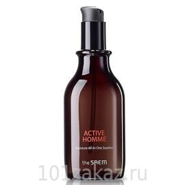 The SAEM Многофункциональное уходовое средство для мужчин / Active Homme Moisture All-In-One Soother 160ml