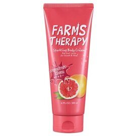 Крем для тела грейпфрут – Daeng Gi Meo Ri Farms Therapy Sparkling Body Cream Grapefruit Clean 200ml