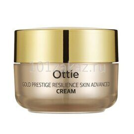 Крем Ottie для упругости кожи лица / Ottie Gold Prestige Resilience Skin Advanced Cream 50ml