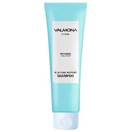 Шампунь для волос Увлажнение – Valmona Recharge Solution Blue Clinic Nutrient Shampoo 100ml