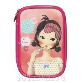 "Косметичка ""MAKE UP Tina Enamel Pouch"", 1шт"