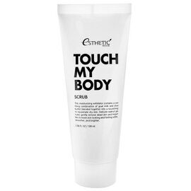 Скраб для тела Esthetic House с козьим молоком / Esthetic House Touch My Body Goat Milk Body Scrub 100ml
