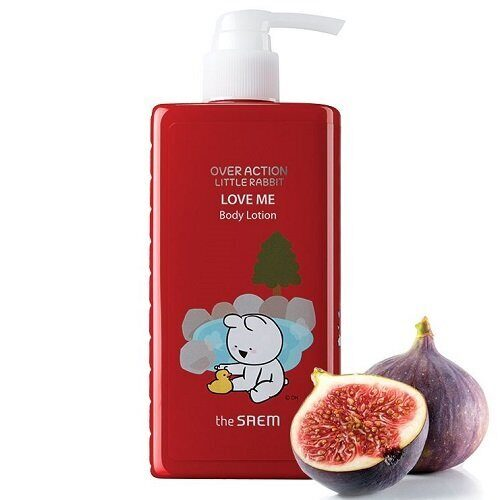 Лосьон для тела — The Saem Over Action Little Rabbit Love Me Body Lotion 300ml