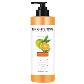 Гель для душа «Заряд энергии» – Shower Mate Green Tangerine Brightening Body Wash 500g
