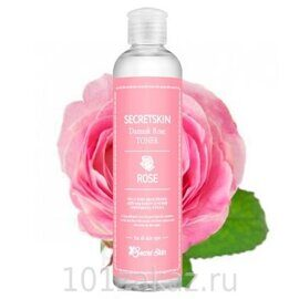 Secret Skin Тонер для лица с экстрактом розы / Damask Rose Relax Toner 250ml