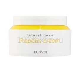 Eunyul Natural Power Propolis Cream крем для лица с прополисом, 100 мл