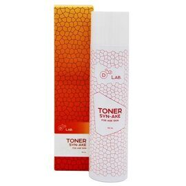 Тонер для лица «Змеиный пептид». D2 Lab Toner Syn-Ake 150ml.