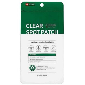Патчи точечные от акне – Some By Mi Clear Spot Patch