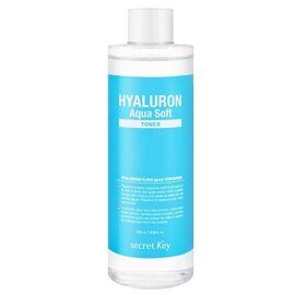 Тонер гиалуроновый – Secret Key Hyaluron Aqua Soft Toner 500ml