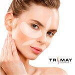 Патчи для глаз Trimay с коллагеном плавника акулы / Trimay Shark's Fin Collagen Anti-wrinkle Eye Patch