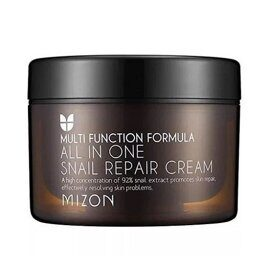 Крем для лица с муцином улитки – Mizon All In One Snail Repair Cream 120ml