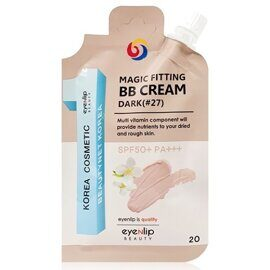 ББ крем для лица — Eyenlip Magic Fitting BB Cream Dark #27 SPF50+ PA+++ 20g