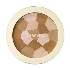 Мульти бронзатор-мозаика – The Saem Saemmul Luminous Multi-Shading