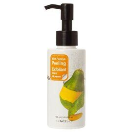 Пилинг-скатка с экстрактом папайи — The Face Shop Smart Peeling Mild Papaya Peeling 150ml