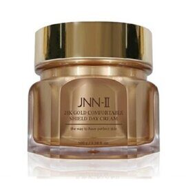 Крем дневной JNN-II для лица с 24K золотом / Jungnani JNN-II 24k Gold Comfortable Shield Day Cream 100g