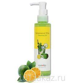 Гидрофильное масло с каламанси — Eyenlip Calamansi Vita Cleansing Oil 150ml