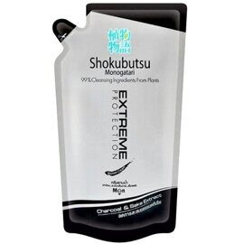 Мужской крем-гель для душа – Lion Shokubutsu Monogatari Extreme Protection 500ml