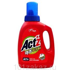 Гель для стирки белья – Pigeon Act'z Deofresh For Indoor Dryness 1.4L