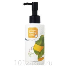 The Face Shop Пилинг-скатка с экстрактом папайи / Smart Peeling Mild Papaya Peeling 150ml