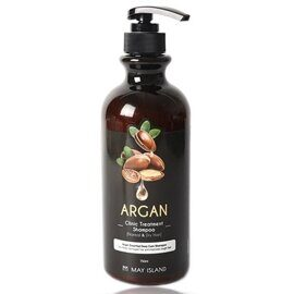 Шампунь с аргановым маслом — May Island Argan Clinic Treatment Shampoo 750ml