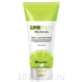 Гель-пилинг с экстрактом лайма – Secret Skin Lime Fizzy Peeling Gel 120ml
