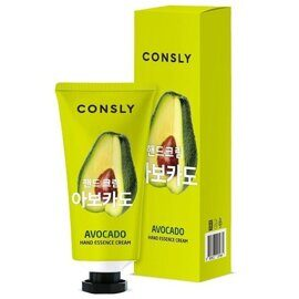 Крем-сыворотка для рук с авокадо – Consly Avocado Hand Essence Cream 100ml