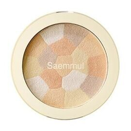 Мульти хайлайтер минеральный – The SAEM Saemmul Luminous Multi Highlighter 02 Gold Beige