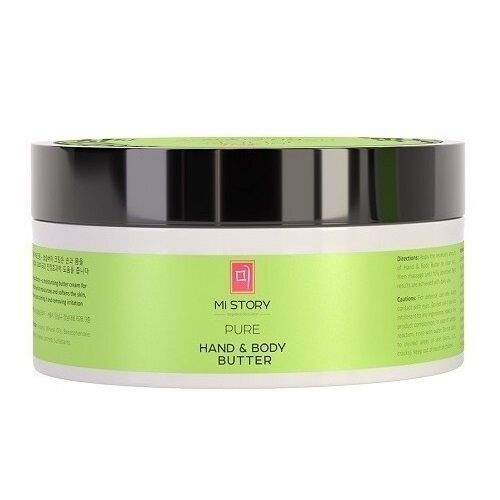 Крем-масло для рук и тела Mi Story Pure Hand & Body Butter 150ml