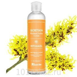 Secret Skin Тонер для лица с экстрактом гамамелиса / Witchhazel Poreless Toner 250ml