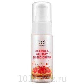 Крем для лица Ottie защитный с ацеролой / Ottie Acerola All Day Shield Cream 40ml