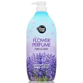 Гель для душа «Лаванда» – Shower Mate Purple Flower Perfumed Body Wash 900g