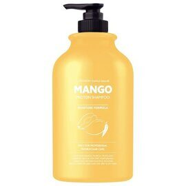 Шампунь для волос Pedison Манго / Evas Pedison Institut-beaute Mango Rich Protein Hair Shampoo 500ml