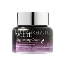 The Skin House White Tightening Cream крем для сужения пор и выравнивания тона лица, 50 мл